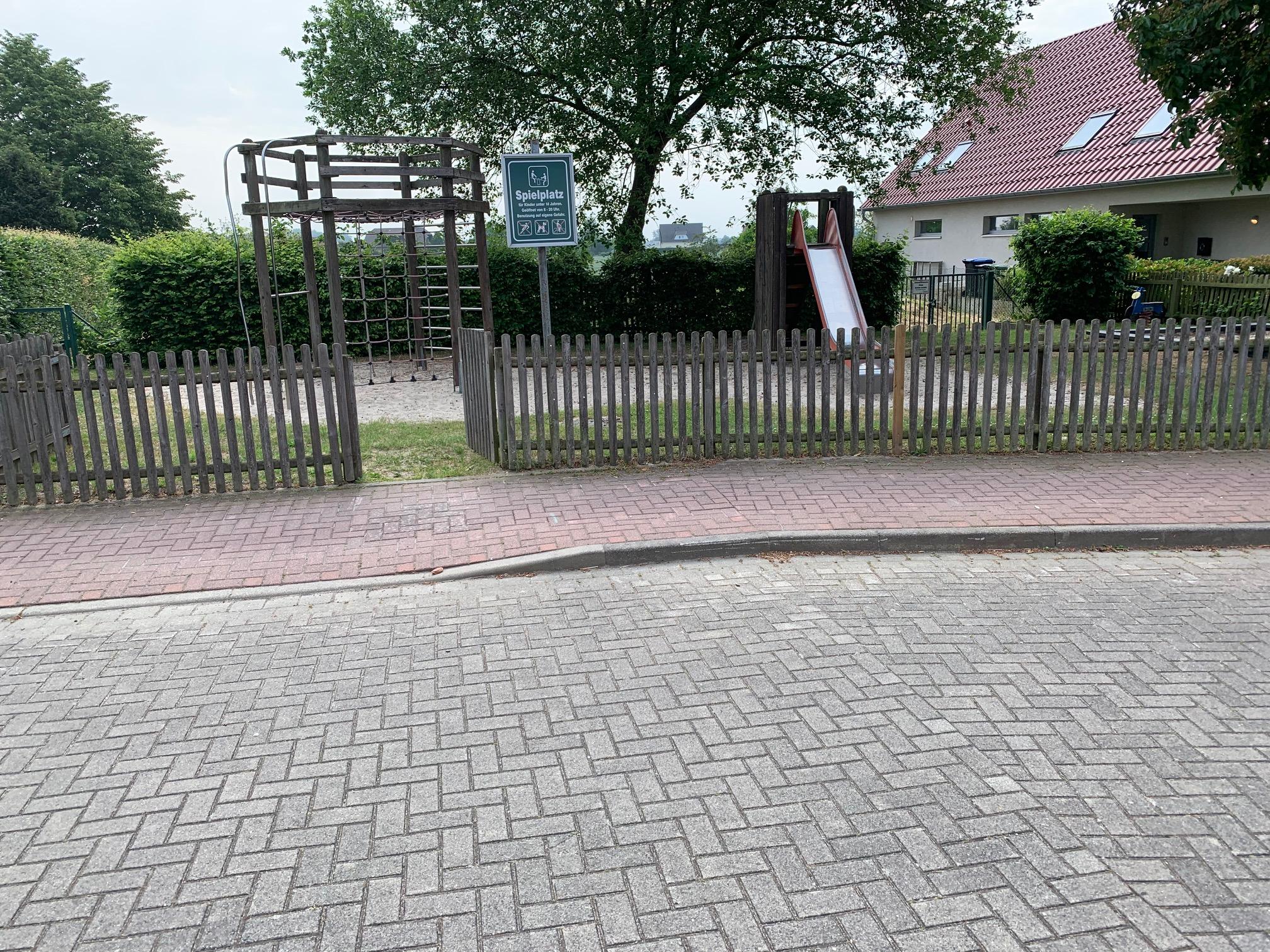 Spielplatz Wiesenweg